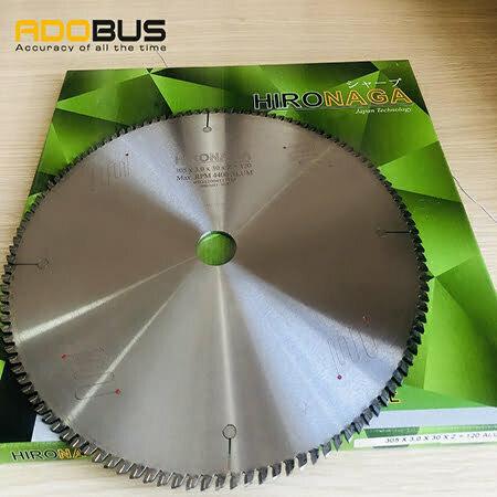 Lưỡi cưa đĩa hợp kim cắt nhôm 305x3.0x30x120Z