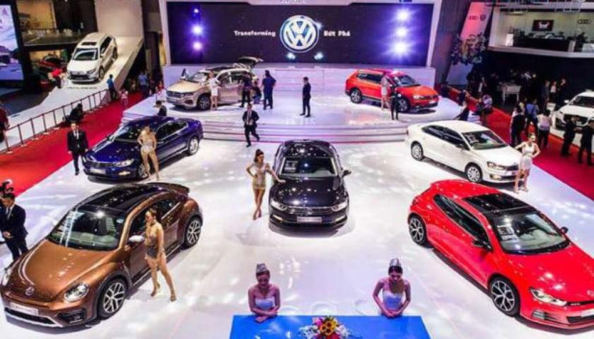 Giải pháp công nghệ cho ngành Công nghiệp Ô tô
