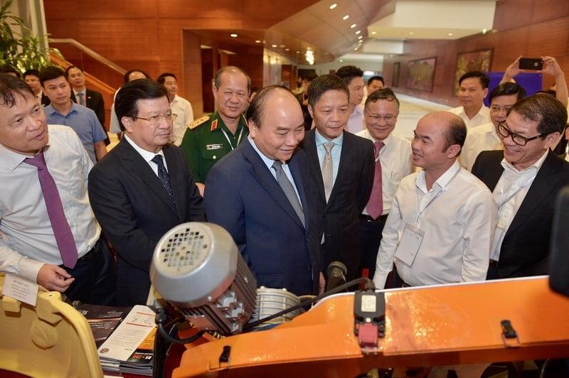 Xây dựng ngành cơ khí Việt Nam phát triển ngang tầm các nước trong khu vực