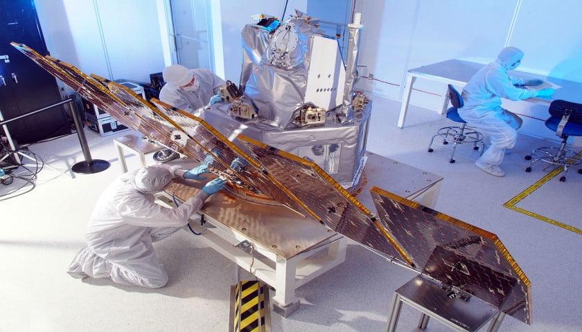 Giải pháp dao cụ cho ngành hàng không vũ trụ