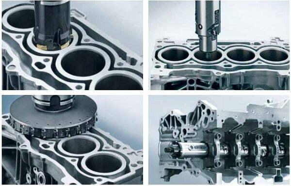 Gia công cơ khí chính xác và ngành công nghiệp sản xuất ô tô