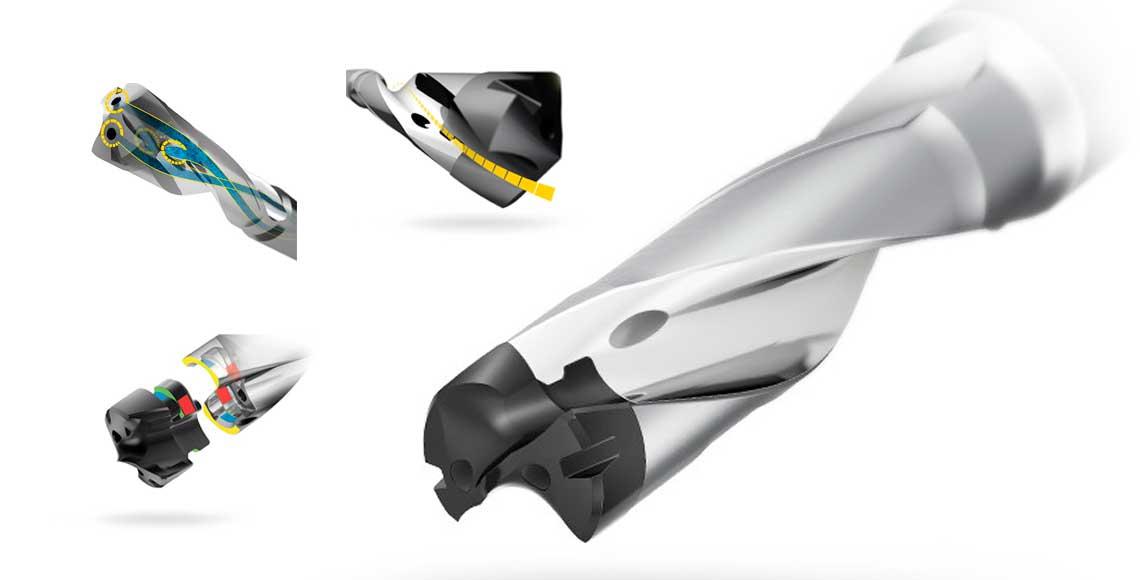 Kỹ thuật khoan lỗ và mũi khoan gắn mảnh hợp kim