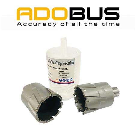 Mũi khoan từ hợp kim Adotools ADT-TCT-CD35480