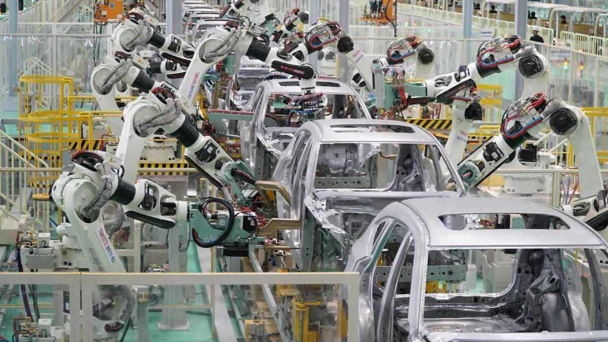 Ứng dụng gia công cnc cho ngành công nghiệp sản xuất ô tô
