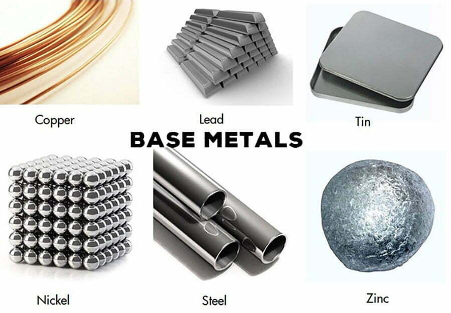 Ký hiệu nhóm vật liệu phoi trong gia công cơ khí