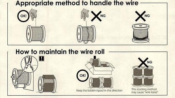 Cách xử lý dây đồng EDM bị rối