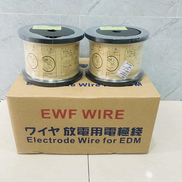Mua dây đồng 0.25mm cho máy cắt dây EDM giá rẻ