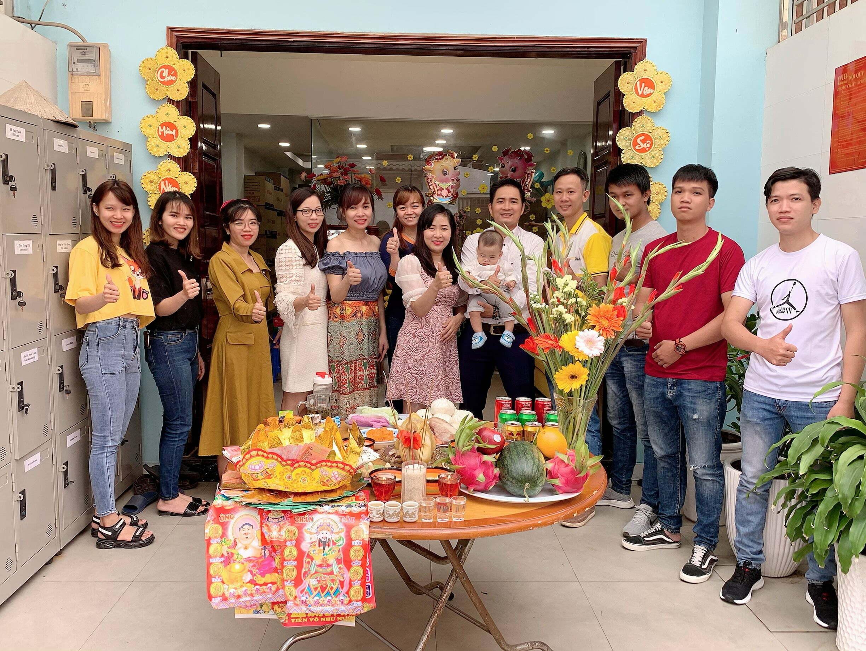 Tưng bừng Lễ khai trương đầu năm Tân Sửu 2021 –Adobus Khai Trương Hồng Phát