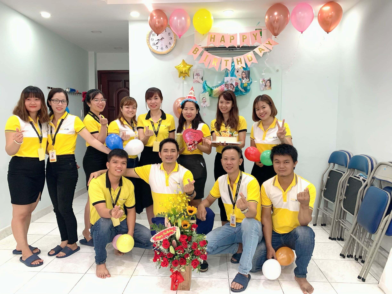 Chúc mừng sinh nhật Sếp Anh Thư Adobus