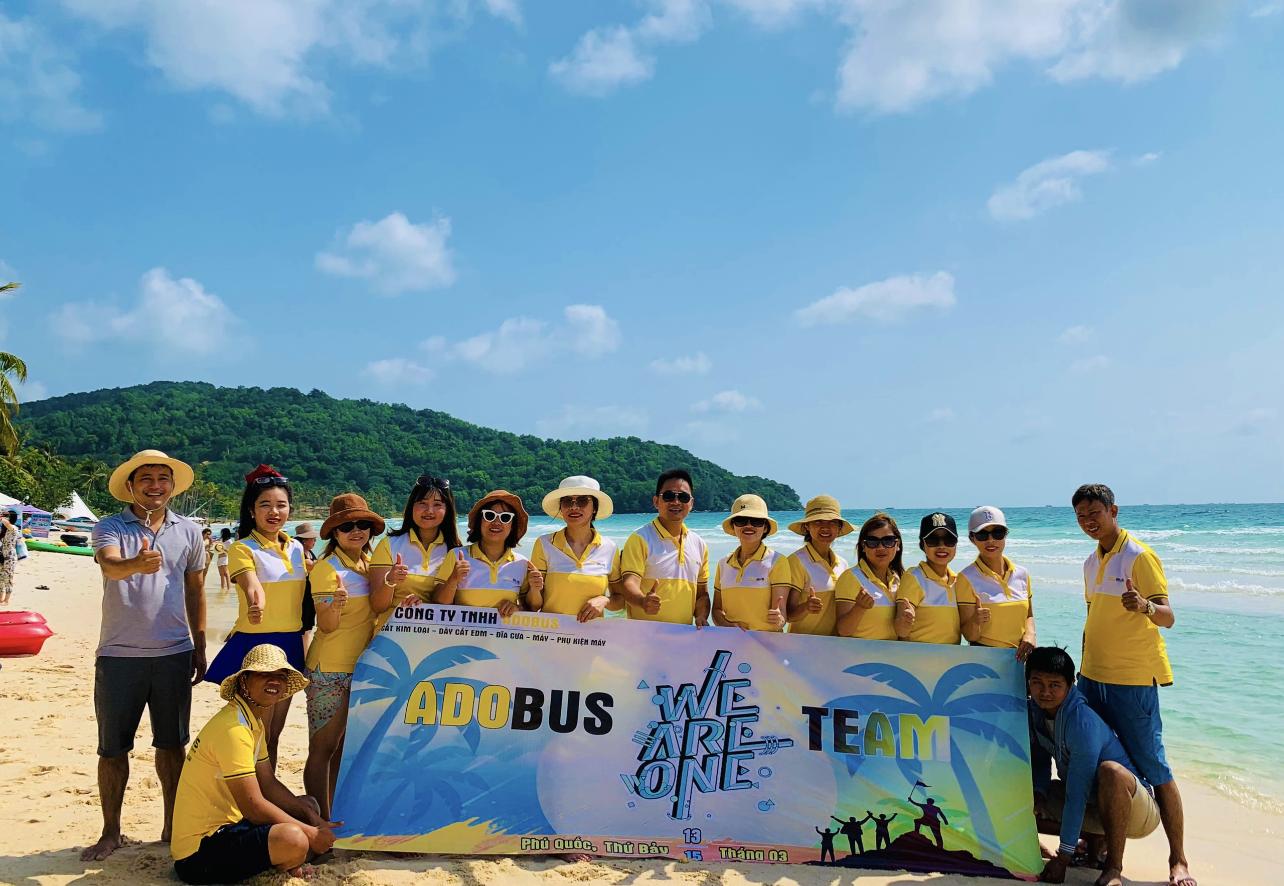 ADOBUS – Company Trip 2021. Hành trình đáng nhớ